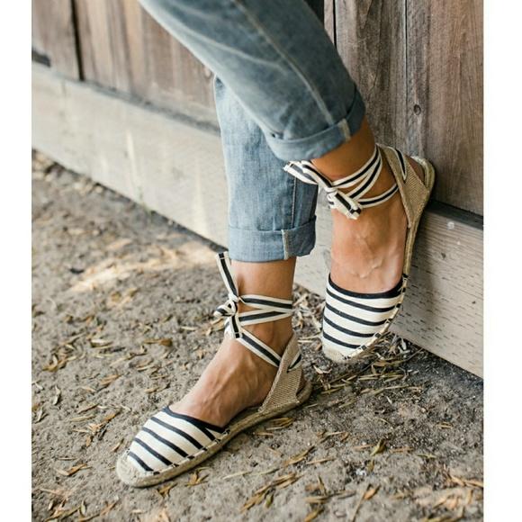 12c2e9d5c22 Soludos Lace Up Espadrille Sandals